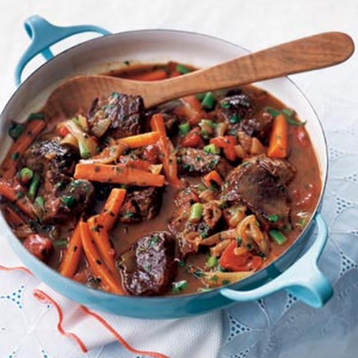 Quick Spring Lamb and Vegetable Stew Recipe | Yummly