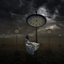 TIME by Jz Pixelclique - Digital Art Things