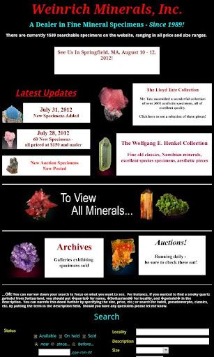 免費下載購物APP|Weinrich Minerals app開箱文|APP開箱王