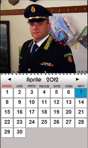 Calendario Polizia Locale