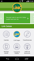 Screenshot of Link Celular