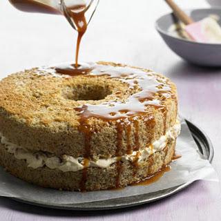 Walnut Whipped Cream Cake Recipes