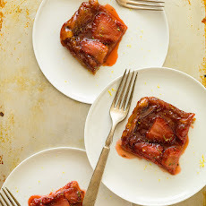 Strawberry & Rosemary Tarte Tartin