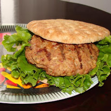 Kid-Friendly Turkey Burgers