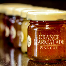 Preserves by Garry Chisholm - Food & Drink Ingredients ( garry chisholm, preserves, marmalade, jam, jars )