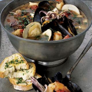 Squid Soup Italian Recipes