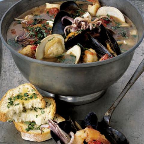 Italian Tomato Soup Italian Fish Soup