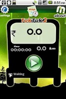 Screenshot of Tuk Tuk Meter 2