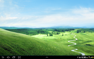 Screenshot of Galaxy Note III Wallpaper HD