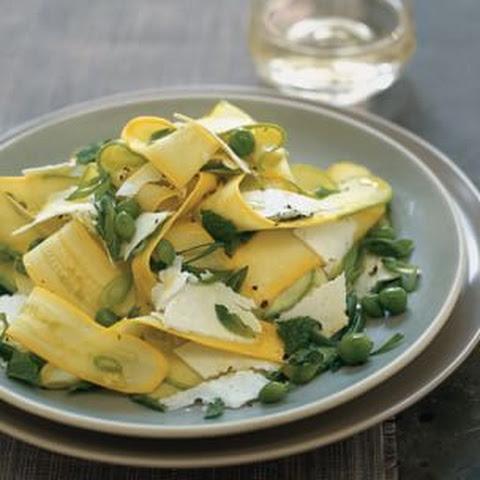 Zucchini Ricotta Salata Salad Recipes | Yummly