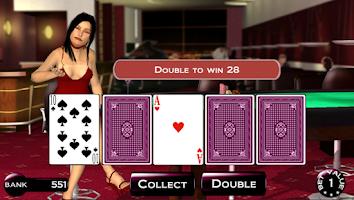 Screenshot of Joker Poker Deluxe