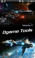 Screenshot of Ogame Tools