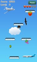 Screenshot of Reverse Gravity
