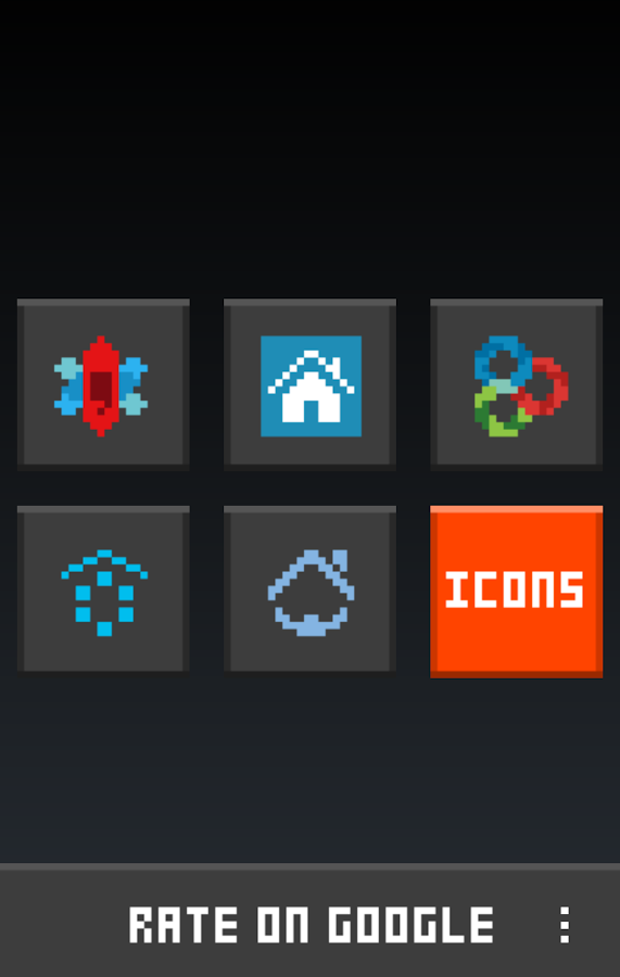 8-BIT Icon Theme Screenshot 17