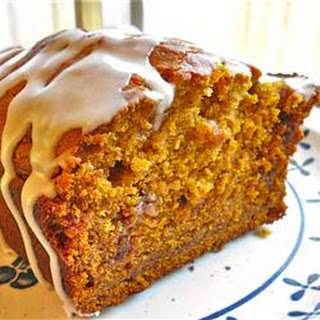 Pumpkin Bread I