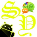 GOSMS Theme - SulphurYellow icon