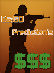 CS:GO Lounge Predictions - screenshot