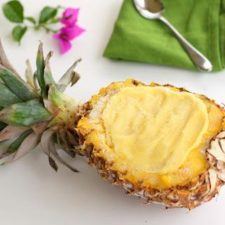 Fresh Pineapple Sorbet Recipes