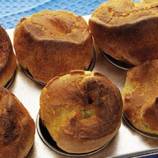 The ultimate Yorkshire puddings