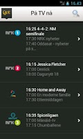 Screenshot of Get TV-guide