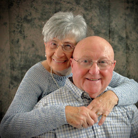 years together by Patti Martin - People Couples ( portraiture, portrait and people, people, portrait, couples,  )
