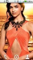 Screenshot of Deepika Padukone LiveWallpaper