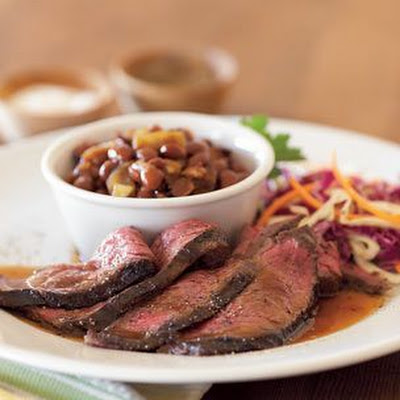 Kentucky Bourbon Skirt Steak