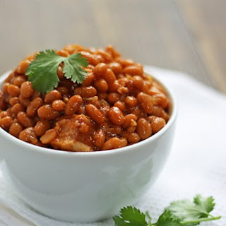 Honey-Chipotle Baked Beans