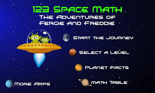 123 Space Math Lite