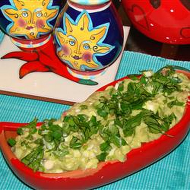 Wasabi Guacamole