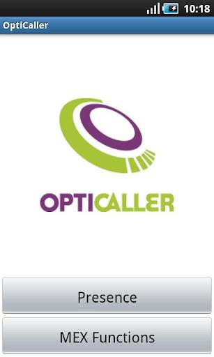 OptiCaller