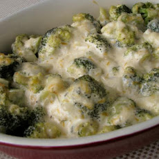 Kittencal's Creamy Broccoli Casserole (Make-Ahead)