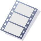 Screenwriter icon