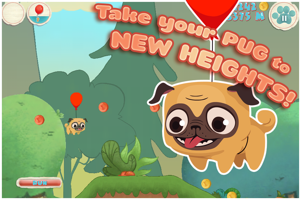 Pug Run Screenshot 2