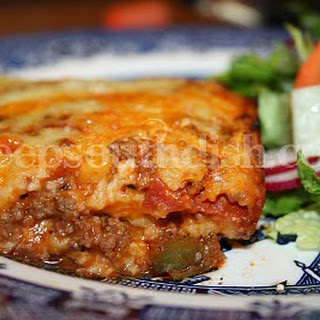 Deep Dish Pizza Casserole Recipes