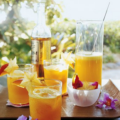 Pineapple Mixed Drinks Recipes