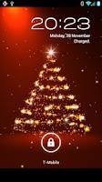 Screenshot of Christmas Live Wallpaper Free