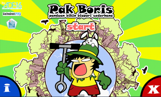 Pak Boris - screenshot