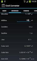 Screenshot of Cool Converter