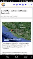 Screenshot of ClimaYa Latin America Weather