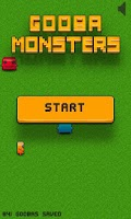 Screenshot of Gooba Monsters