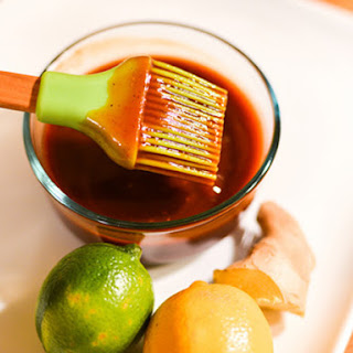 Quick Fruit and Citrus Barbecue Sauce