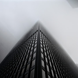 Fog Storm 2 by Cameron MacMaster - Buildings & Architecture Other Exteriors