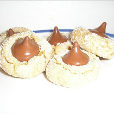 Light Peanut Butter Blossoms