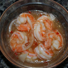 Zesty Italian Shrimp