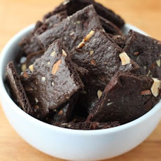 Gluten-Free Brownie Brittle