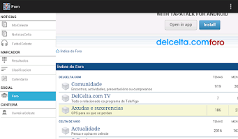 Screenshot of Imos Celta