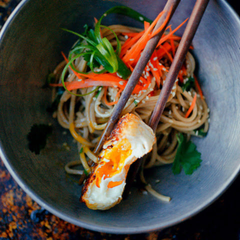 15 Minute Soba Noodle Soup Recept | Yummly