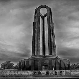 Mausoleum by Eliza Breajen - Buildings & Architecture Statues & Monuments