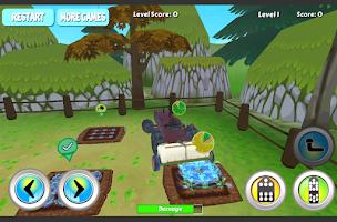 Screenshot of Harvest 3D Farming simulator